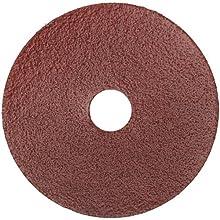 Norton Gemini Metalite F220 Abrasive Disc, Fiber Backing, Aluminum Oxide