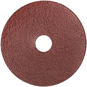 Norton Gemini Metalite F220 Abrasive Disc, Fiber Backing, Aluminum Oxide