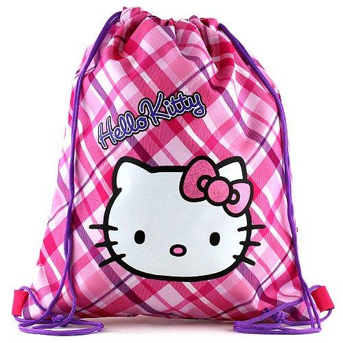 Hello Kitty 23754 Sacchetto per Calzature, Rosa