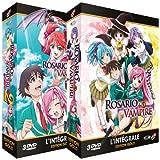 echange, troc Rosario + Vampire - Saisons 1 et 2 - Edition Gold - 2 Coffrets (6 DVD + Livret)