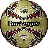サッカーボール ヴァンタッジオ3000  4号 ゴールド×レッド