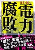 日本を滅ぼす電力腐敗 (新人物往来社文庫)