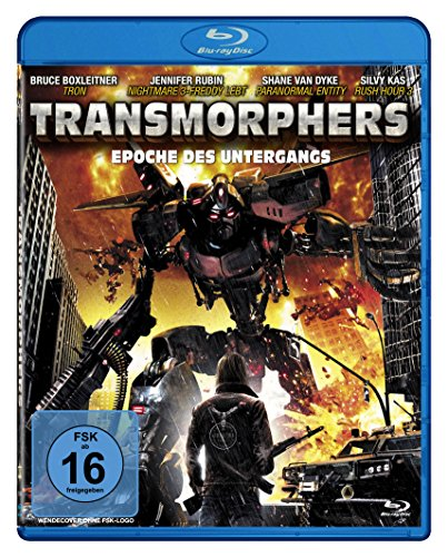 Transmorphers - Epoche des Untergangs [Blu-ray]