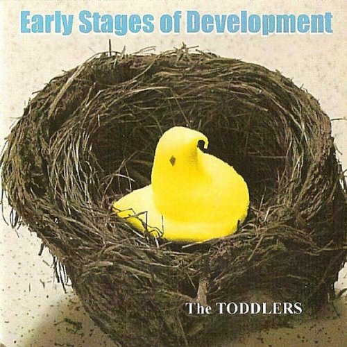 Stages Of Toddler Development