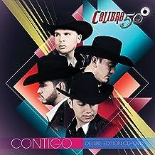 Calibre 50 - Contigo : Edicion Cd+Dvd