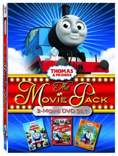 Thomas & Friends: The Movie Pack (Calling All Engines! / The Great Discovery / Hero of the Rails) (Mickey And The Seal compare prices)