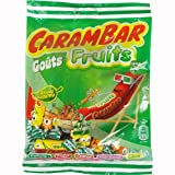 Carambar FRUIT Candy In A Bag 130g