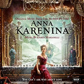 Anna Karenina (Original Music From The Motion Picture) (US/Canada Version)