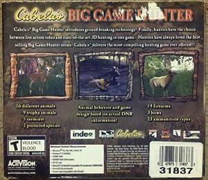 Cabela's Big Game Hunter Open Season (Jewel Case) - PC