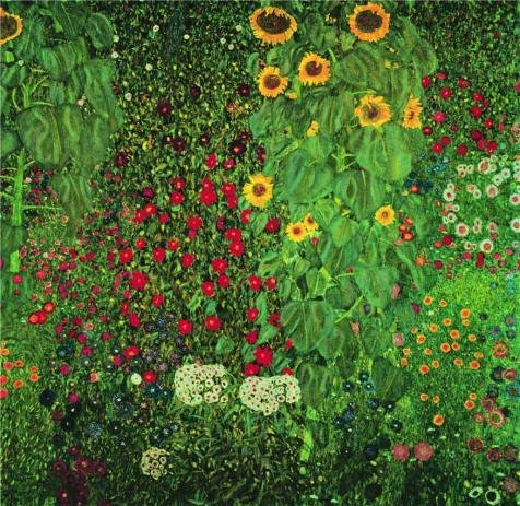 Oil Painting 'Farm Garden With Sunflowers, C.1912' Printing On High Quality Polyster Canvas , 16x16 Inch / 41x42 Cm ,the Best Hallway Gallery Art And Home Decoration And Gifts Is This Replica Art DecorativeCanvas Prints (Zombie Face Off Target Holder compare prices)