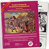 Keep on the Borderlands Dungeon Module B2: Dungeons & Dragons Introductory Module for Character Levels 1-3
