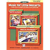 Alfred's Music for Little Mozarts: Teacher's Handbook for Books 1 & 2 ~ E. L. Lancaster