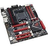 Asus Socket AM3+/AMD 990FX/DDR3/CrossFireX, Quad SLI/SATA3/USB3.0/A, GbE Motherboard CROSSHAIR V FORMULA-Z