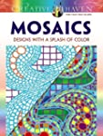 Mosaics Coloring Book: Designs With a...