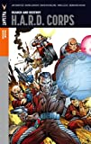 img - for Valiant Masters: H.A.R.D. Corps Volume 1 HC book / textbook / text book