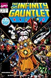 img - for Infinity Gauntlet #1 (of 6) book / textbook / text book