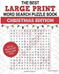 The Best Large Print Christmas Word S...