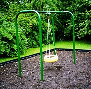 Kidstuff Playsystems 43001 Arched Tire Swing