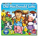 Orchard Toys Old MacDonald Lotto, Multi Color