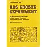"Das gro�e Experimentvon ""Thomas Mehner"""