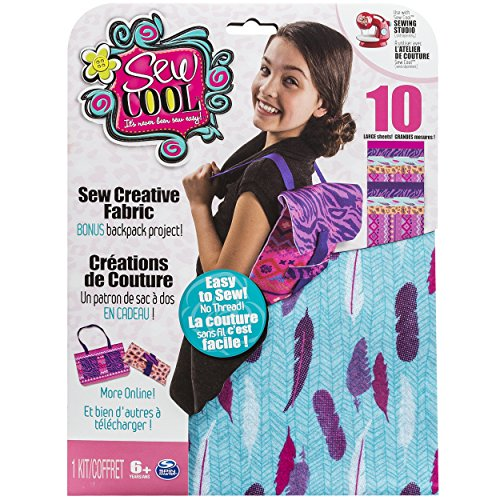 Sew Cool Trendy Fabric Kit and Bonus Backpack Project - 1