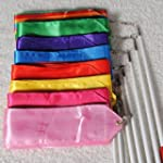 4m 8 Colors Gym Dance Ribbon Streamer...