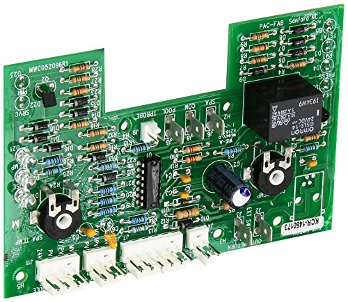 Pentair 470179 Electronic Thermostat Circuit Board Replacement for Pool and Spa Heaters (Pentair Pool Heater Parts compare prices)