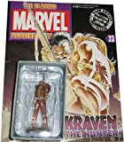 Various Classic Marvel Figurine Collection 23 Kraven The Hunter (Classic Marvel Figurine Collection)