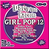 Party Tyme Karaoke: Girl Pop 12