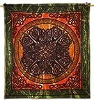 Abstract Print Tapestry Wall Decor Mu...