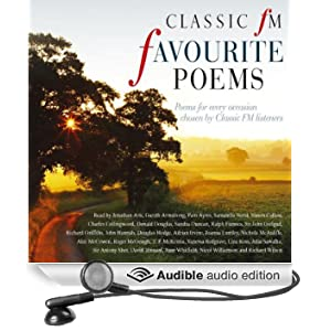 Classic FM Favourite Poems: Poems for Every Occasion Chosen by Classic FM Listeners