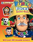 Fireman Sam Funny Faces (Funny Faces Sticker Book)