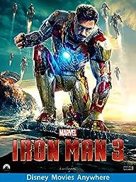 Iron Man 3 (plus bonus features)