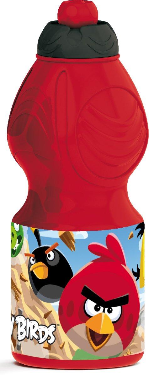 Stor 37132 - Botella sport pequeña, diseño Angry Birds   Más información y revisión del cliente