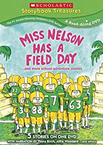 Miss Nelson Has a Field Day... and More School Adventure Stories (Scholastic Storybook Treasures)