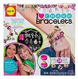 ALEX Toys Do-it-Yourself Wear I Heart Charm Bracelets Kit