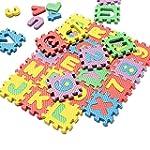 36pcs Foamies Soft Alphabet Numbers P...
