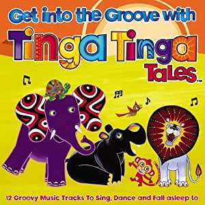 Get into the groove import edition by tinga tinga tales for Tinga tinga coloring pages