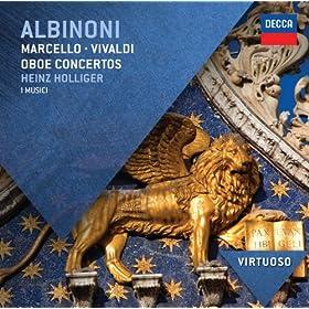 Albinoni: Concerto a 5 in F, Op.9, No.3 for 2 Oboes, Strings, and Continuo - 1. Allegro