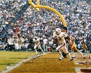 Jake Scott Autographed Miami Dolphins Photo - 16x20 - SM - JSA Certified by Sports Memorabilia