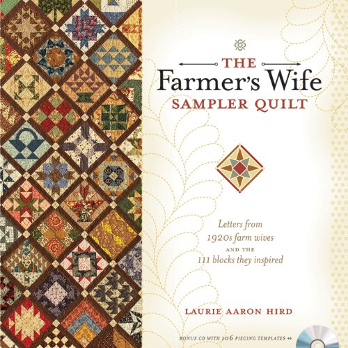 Interweave Press Krause The Farmer's Wife Sampler Quilt