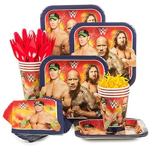 WWE Standard Kit (Serves 8) (Wwe Supplies compare prices)