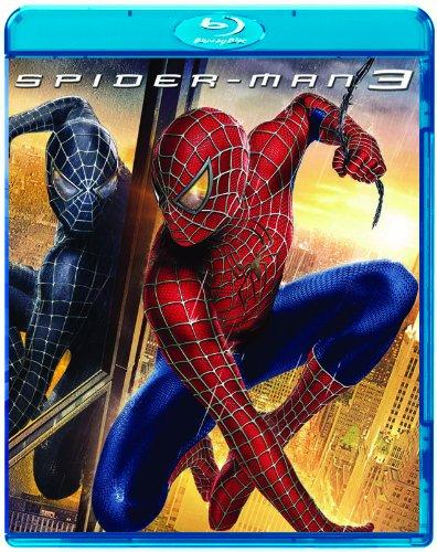 スパイダーマン?3 [Blu-ray]