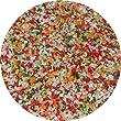 Winter Cherry Designer Medium Frit Mix - 4oz - 90COE - Made From Bullseye Glass