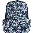 Vera Bradley Ultimate Backpack (Ink Blue)