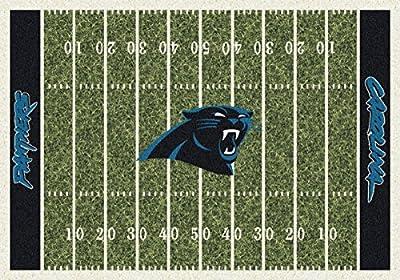 Milliken Carolina Panthers NFL Team Fade Area Rug