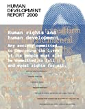 img - for Human Development Report 2000: Human Rights and Human Development book / textbook / text book