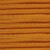 Paracord Planet Nylon 550lb Type III 7 Strand Paracord Made in the U.S.A. -Golden Rod-