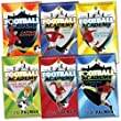 Football Academy Pack, 6 books, RRP �31.94 (Captain Fantastic; Free Kick; Boys United; Reading The Game; Striking Out; The Real Thing).