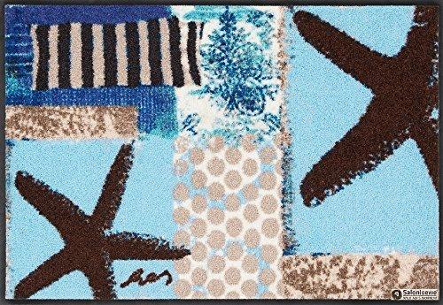 Marisol waschbare Fußmatte Salonloewe, Größe:75 x 120 cm